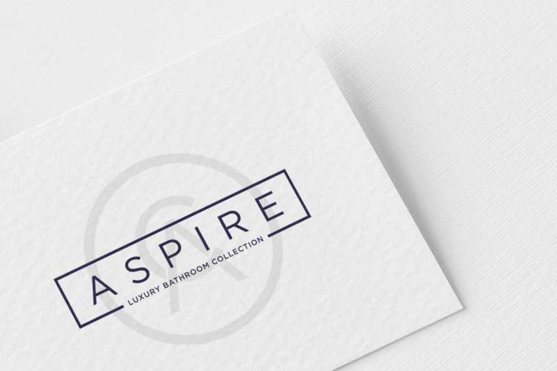 pixel-perfect-warrington-aspire-logo-design