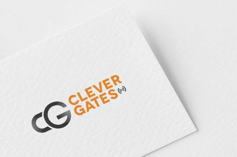 pixel-perfect-warrington-clever-gates-logo-design